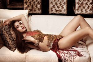 how to become a model in india female