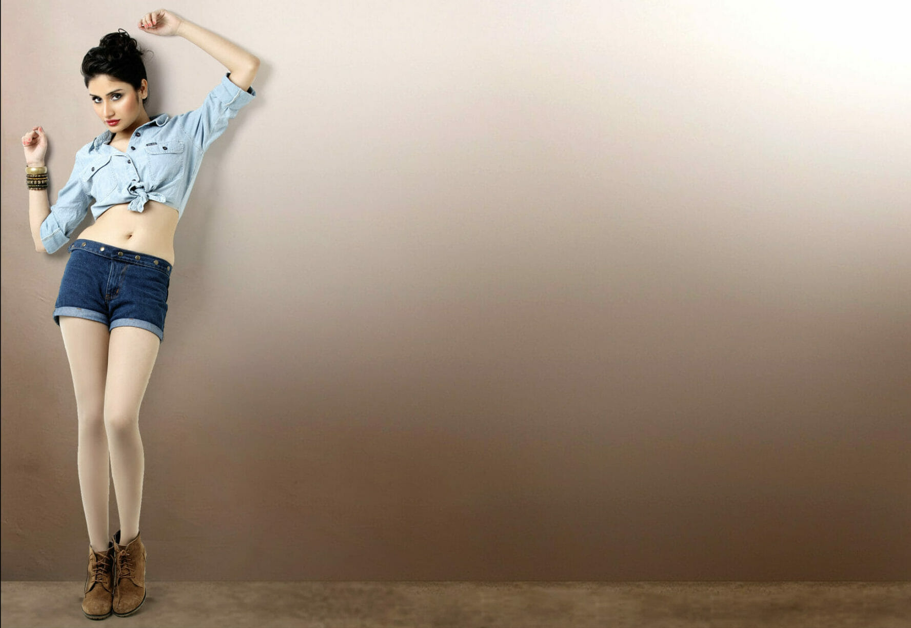 best female model photography in india,